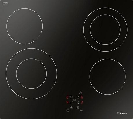 Стеклокерамический стол Hansa BHC66506 - фото 11723