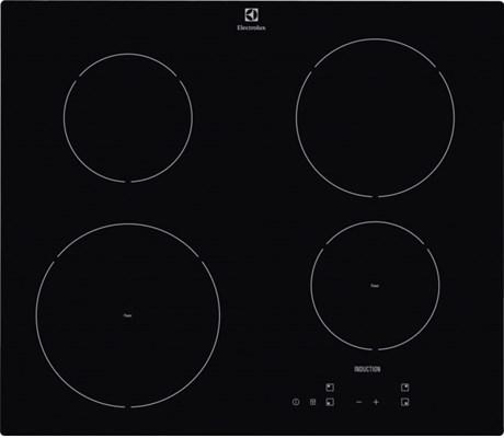 Стеклокерамическая панель Electrolux EHH 56240 IK - фото 5801