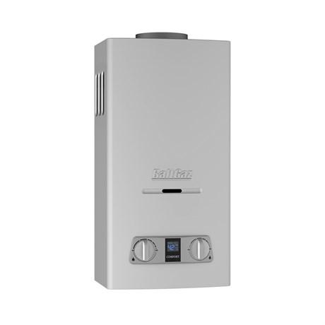 Газовая колонка  BaltGaz  Comfort 11 серебро - фото 6352