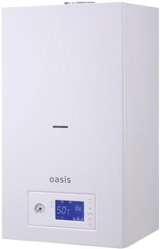 Котел настенный Оазис 20 кВт (б) модель RT 20 - фото 6456