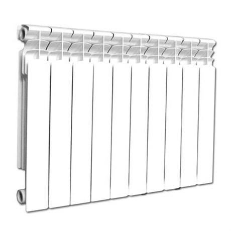 Радиатор биметаллический  Lammin 10 сек 500/80 - фото 9251