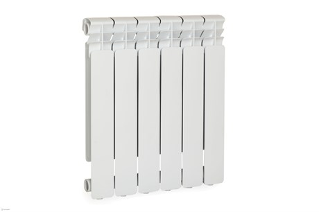 Радиатор биметаллический  Lammin 6 сек 350/80 - фото 9292