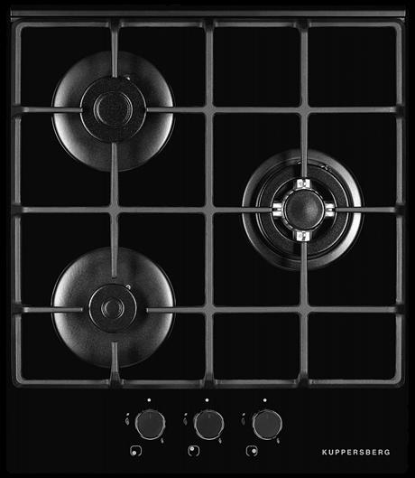 Варочная панель Kuppersberg FQ 42 B - фото 9491
