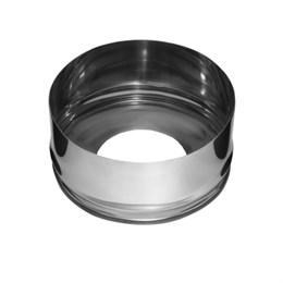 Заглушка с отверстием (430/0,5мм) Ф160x250