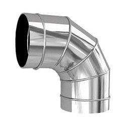 Колено 4 сек. угол 90° (430/0,5 мм) Ф100