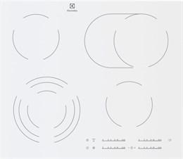Стеклокерамическая панель Electrolux EHF 96547 SW