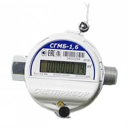 Газовый счетчик СГМБ- 1,6 Орел с выносной батарейкой