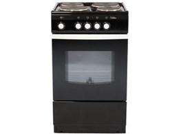 Электрическая плита De Luxe 5004.12 черная