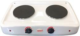 Настольная плита электр. TERRA ELP 2202 W( блины)