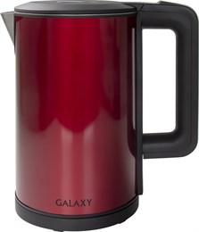 Galaxy GL 0300  Чайник электрический Красный
