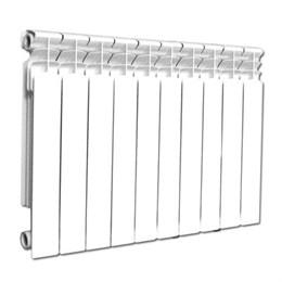 Радиатор биметаллический  Lammin 10 сек 500/80