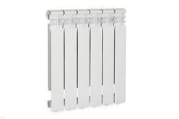 Радиатор алюминиевый  Lammin 6 сек 500/100