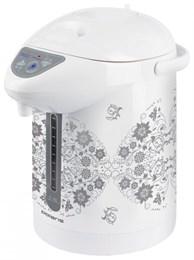 Термос-чайник (термопот) PWP 2819 Белый/Серый  Polaris