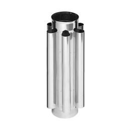 Дымоход-конвектор (439/0,8мм) Ф150