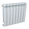 Радиатор биметаллический  Lammin 8 сек 350/80 - фото 9262