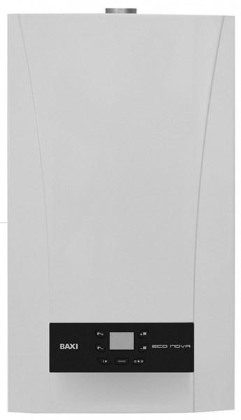 Котел газовый настенный BAXI ECO Nova 24 F - фото 11656