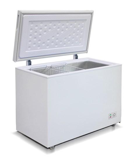 Морозильник Ларь Бирюса 355KX - фото 12149