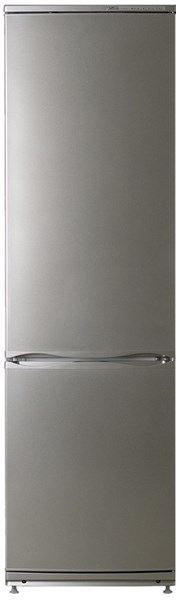 Холодильник Атлант 6026-080 серебр - фото 12566