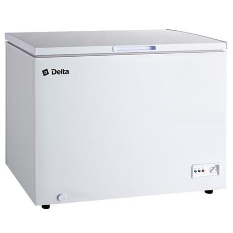 Морозильный ларь DELTA D-C402HK, 402л, класс А+, 3 корзины - фото 5183