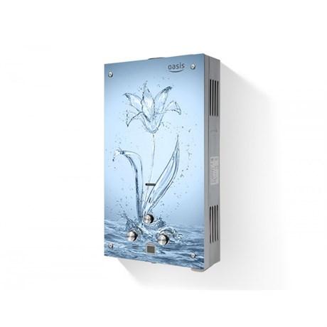 Газовая колонка Оазис Glass 20 SG (Водяной цветок) - фото 5570