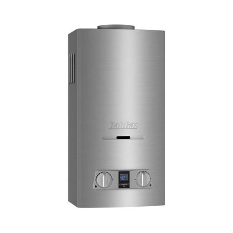 Газовая колонка  BaltGaz  Comfort 13 серебро - фото 6353