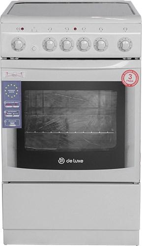 Электрическая плита De Luxe 506004.03эс - фото 6776