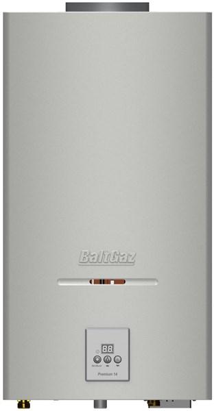 Газовая колонка  BaltGaz Premium 12 белый - фото 6914