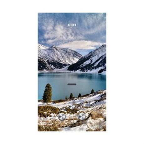 Газовая колонка  Дон  JSD-20 EGFT winter mountain (зимние горы) - фото 7370