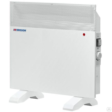Конвектор электрический EDISSON S10 UВ - фото 8992