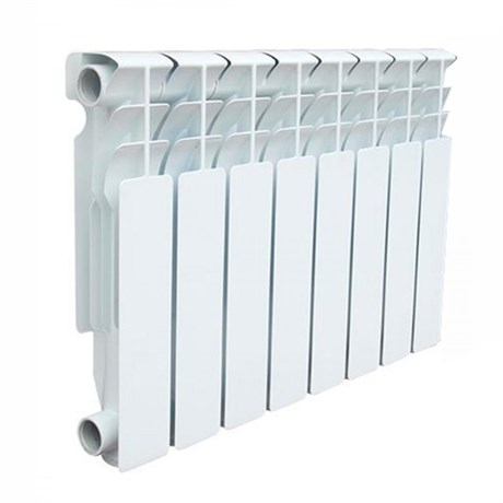 Радиатор биметаллический VALFEX SIMPLE  8 сек. 500/100 - фото 9230