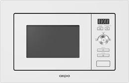 Встраиваемая микроволновая печь AKPO MEA 82008 MEP01 WH