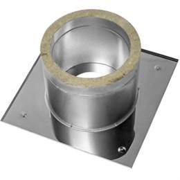 Потолочно проходной узел (430/0,5 мм + термо) Ф150