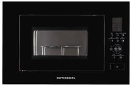 Kuppersberg HMW 650 Bмикроволновая печь встраиваемая, 23 л, , черный/стеклянный фас