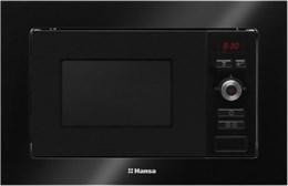 Hansa AMM20BESHмикроволновая печь встраиваемая, 20 л, черный¶