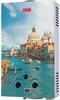 Газовая колонка Ларгаз декор Венеция  10л. XD N - фото 6386
