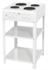 Электрическая плита Дачница ЭБЧ-5-4-5-220 W - фото 6723